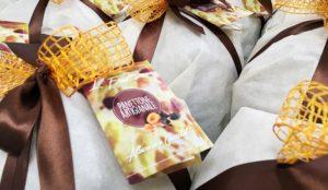 panettoni artigianali albicocca e cioccolato