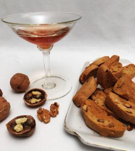 biscottato alle noci - il frutto