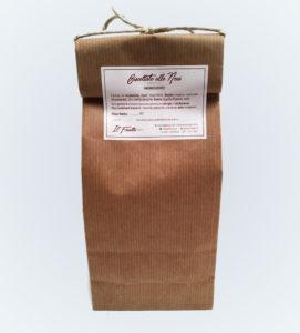 biscottato alle noci - packaging posteriore